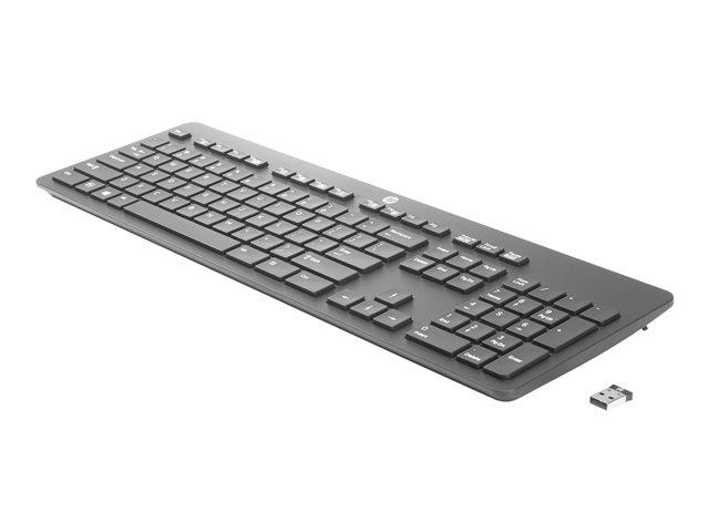 HP Link 5 Tastatur trådløs 2.4 GHz for Elite c1030